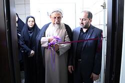 سیزدهمین دفتر خدمات الکترونیک قضایی استان قزوین افتتاح شد