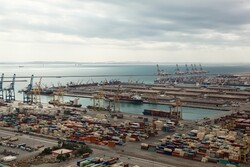 Shahid Rajaei Port handles over 1m TEUs in 8 months