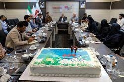حفل الذكرى السنوية السادسة عشر لتأسيس وكالة مهر للأنباء/صور