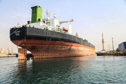 عملیات داکینگ نفتکش غول پیکر ۳۲۰هزار تنی