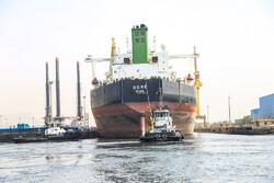 تعمیرات نفتکش ۳۲۰ هزار تنی در هرمزگان پایان یافت