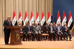 تکمیل کابینه عراق در ایستگاه آخر/تنها یک وزارتخانه باقی مانده است
