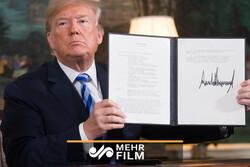 امریکا ۸ فرمانده نظامی ایران را تحریم کرد