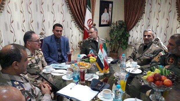 Iran ready to hold joint military drills with Iraq: Gen. Heidari
