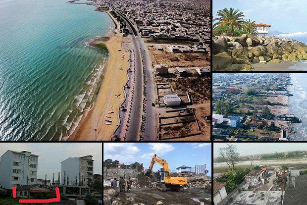وقتکشی در عقبگرد از ساحل/ روند آزادسازی حریم دریا کند است