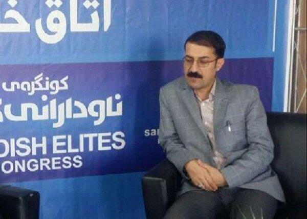 تجلیل مشاهیر فرصت مناسبی برای معرفی ظرفیت های فرهنگی کردستان است