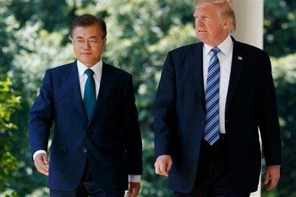 امریکی صدر آئندہ ہفتہ جنوبی کوریا کا دورہ کریں گے