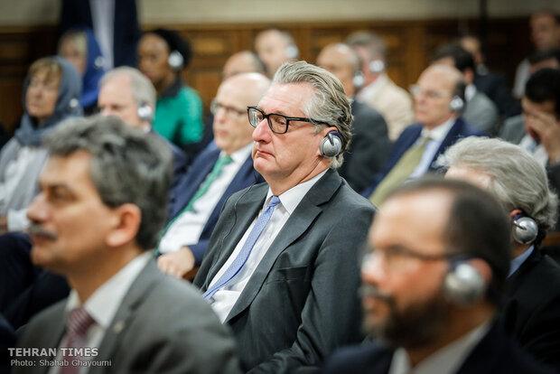 Foreign envoys meet Iranian Judiciary chief