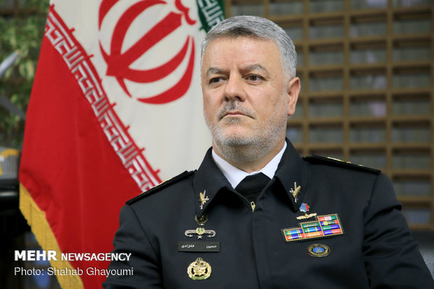 Iran can repeat 'crushing response' any time: Navy chief