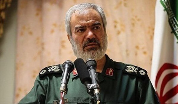 Commander on Iran-U.S. feud: Good and evil cannot reconcile