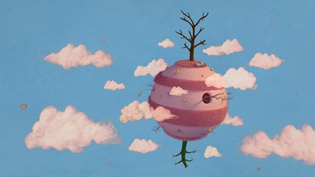 """""""Eaten"""" by Iranian director Mohsen Rezapur will be screened in the short film competition of the Seoul International Cartoon and Animation Festival in South Korea."""