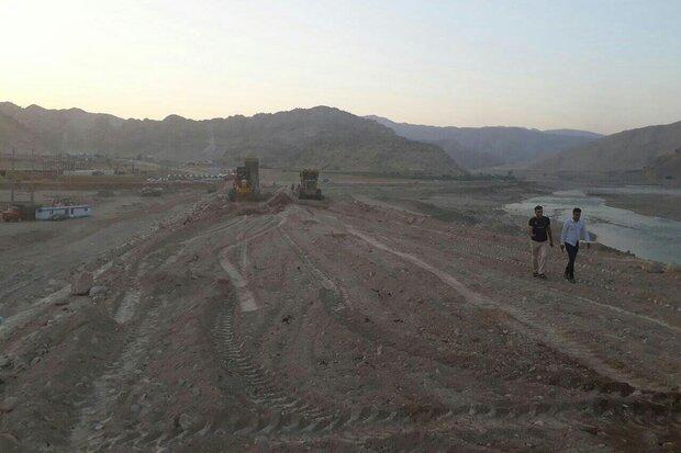 ۶ پل احداثی در شهرستان سیلزده پلدختر بازگشایی شدند