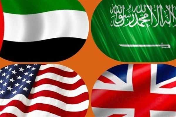 US, UK, S Arabia, UAE accuse Iran of escalating tensions