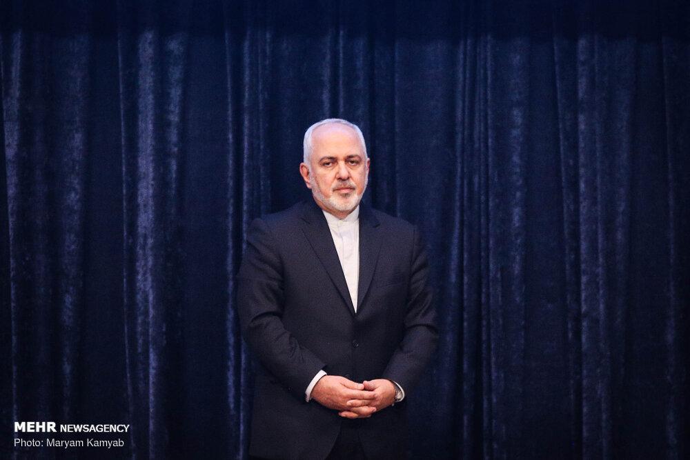 ظریف از مردم و خانواده شهید سلیمانی عذرخواهی کرد