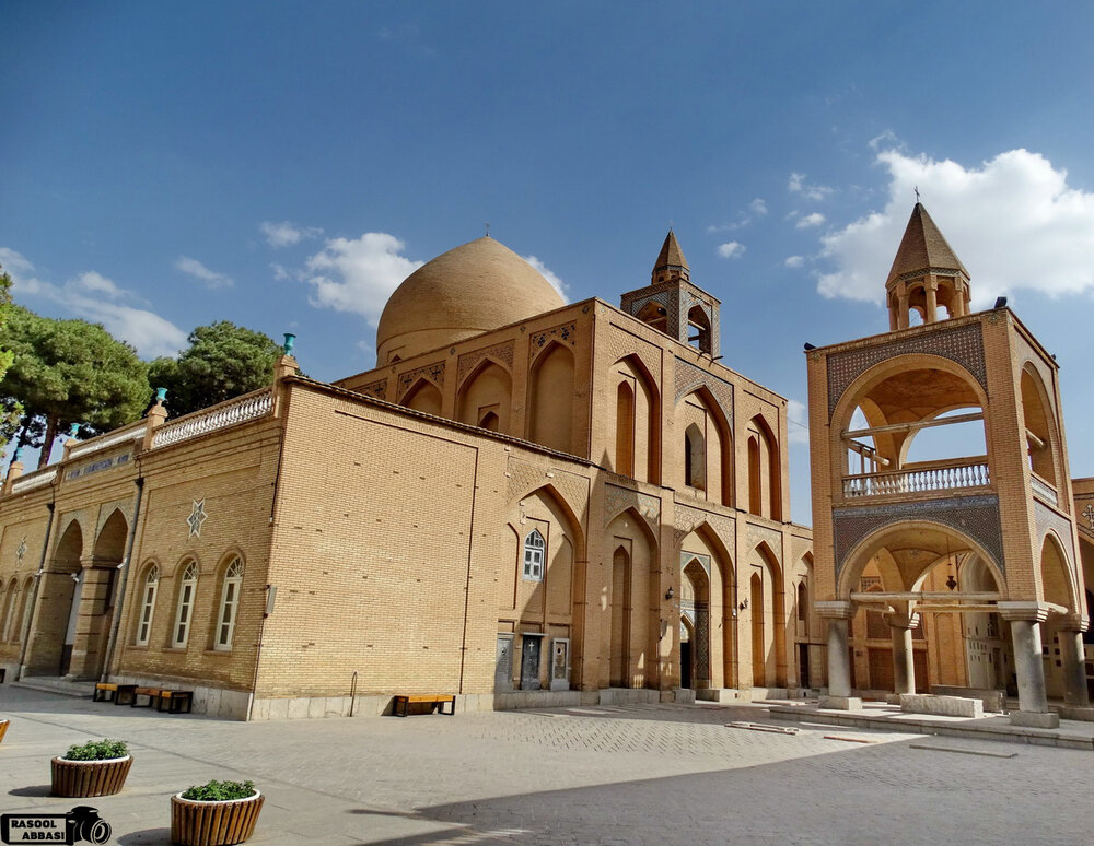 Vank Cathedral: A gorgeous fusion of Islamic, Armenian ...