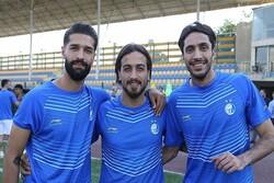 سه بازیکن استقلال در انتظار تصمیم باشگاه/ کنار میروند یا میمانند؟