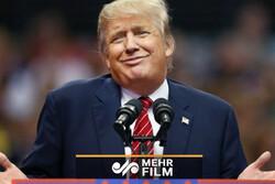شوخی ترامپ با بن سلمان!