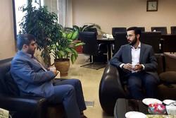 مدیر دفتر موسیقی از همکاری با رسانه ملی گفت/ ملاقات با یک خواننده