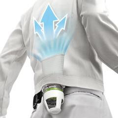 گجت پوشیدنی که بدن کاربر را خنک می کند