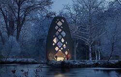 خانه استیجاری با پرینتر ۳ بعدی ساخته می شود
