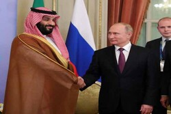 صدر پوتین اور سعودی ولیعہد کی باہمی ملاقات اور گفتگو
