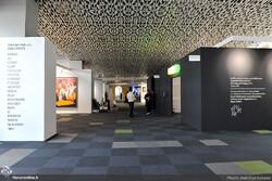 Teer Art Fair kicks off at Tehran's Charsu Cineplex