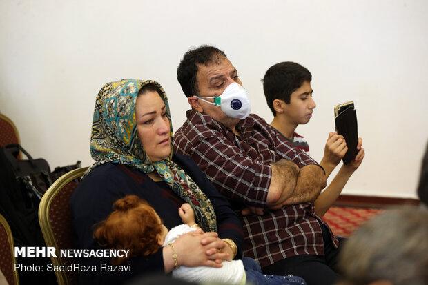 'Burned Breaths' conf. held in Tehran