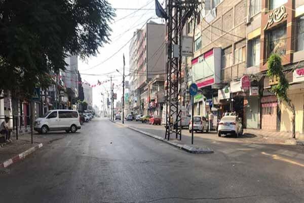 الضفة تنتفض واضراب شامل يعمّ غزة احتجاجاً على ورشة البحرين