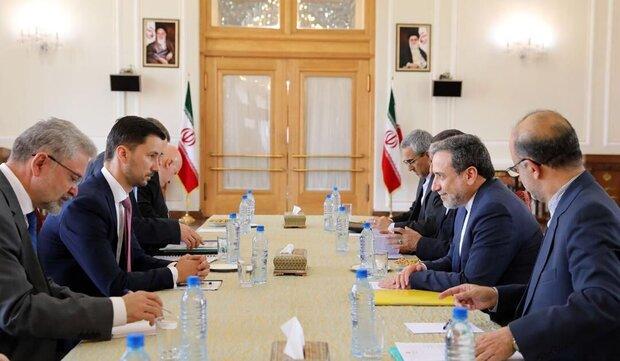 Iran still holds door open for diplomacy: Deputy FM