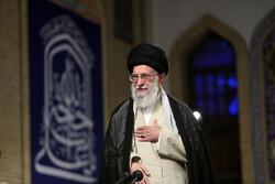 إجتماع قائد الثورة الاسلامية مع مسؤولين في السلطة القضائية / صور
