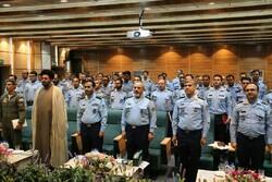 همایش نخبگان جوان نیروی هوایی ارتش برگزار شد
