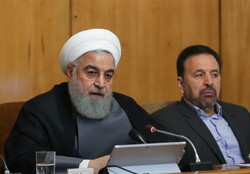Rouhani urges Europe to honor JCPOA, advises U.S. to return to the deal
