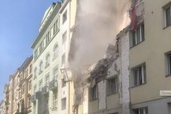 انفجار بزرگ و مشکوک در وین/ ۱۰ نفر زخمی شدند