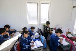 ۲۱ کلاس درس در شهر قزوین درکانکس تشکیل می شود