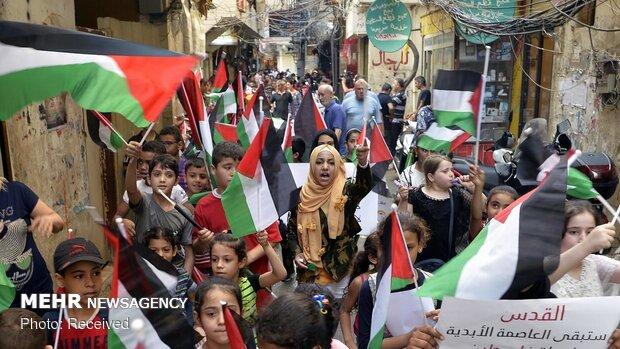 خیزش بزرگ فلسطینیان علیه «معامله قرن»/ وقوع درگیری با صهیونیستها