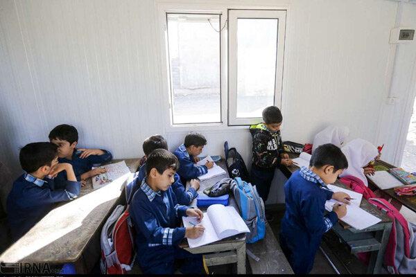 وجود مدارس کانکسی در مناطق محروم کرمان/با کمبود نیرو مواجهیم