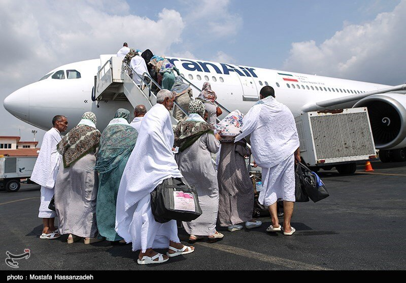 86, 550 Iranians to start hajj pilgrimage