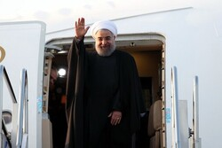 Rouhani to leave for Armenia Mon. for EAEU high-profile summit