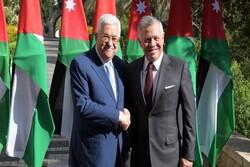 گفتگوی تلفنی «محمود عباس» و «عبدالله دوم»