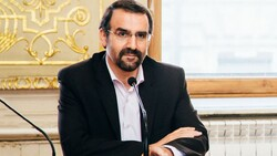 سنائي يبحث وبوغدانوف الاوضاع الراهنة في منطقة الخليج الفارسي
