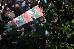 جزییات مراسم تشییع و تدفین ۲ شهید تازه شناسایی شده در مازندران