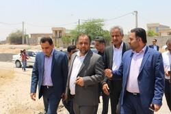تحصیل دانش آموزان در کانکس زیبنده استان بوشهر نیست