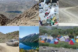گردشگری کامِ دریاچه آب شیرین را تلخ کرد/ منطقه حفاظت شدهای که محافظت نمیشود!