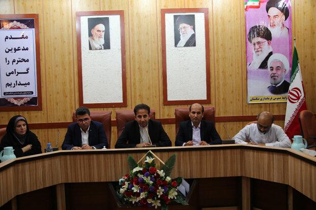 لزوم گسترش فرهنگ تکریم ارباب رجوع و رعایت حقوق شهروندی در تنگستان