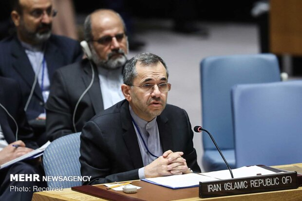 UNSC holds meetings on JCPOA