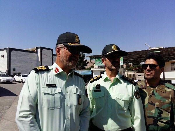 شناسایی ۱۰ باند سرقت در کرمانشاه /دستگیری ۴۶ سارق و مالخر