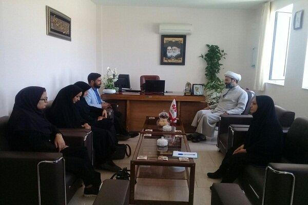 فعالان رسانه ای خراسان جنوبی از خبرگزاری مهر بازدید کردند