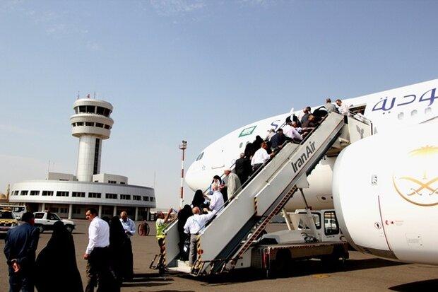 پیگیریها نتیجه داد/ برقراری پرواز حجاج از فرودگاه همدان