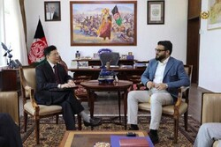 حمایت چین از روند صلح در افغانستان