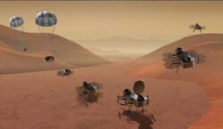 ناسا پهپاد رباتیک به تایتان میفرستد